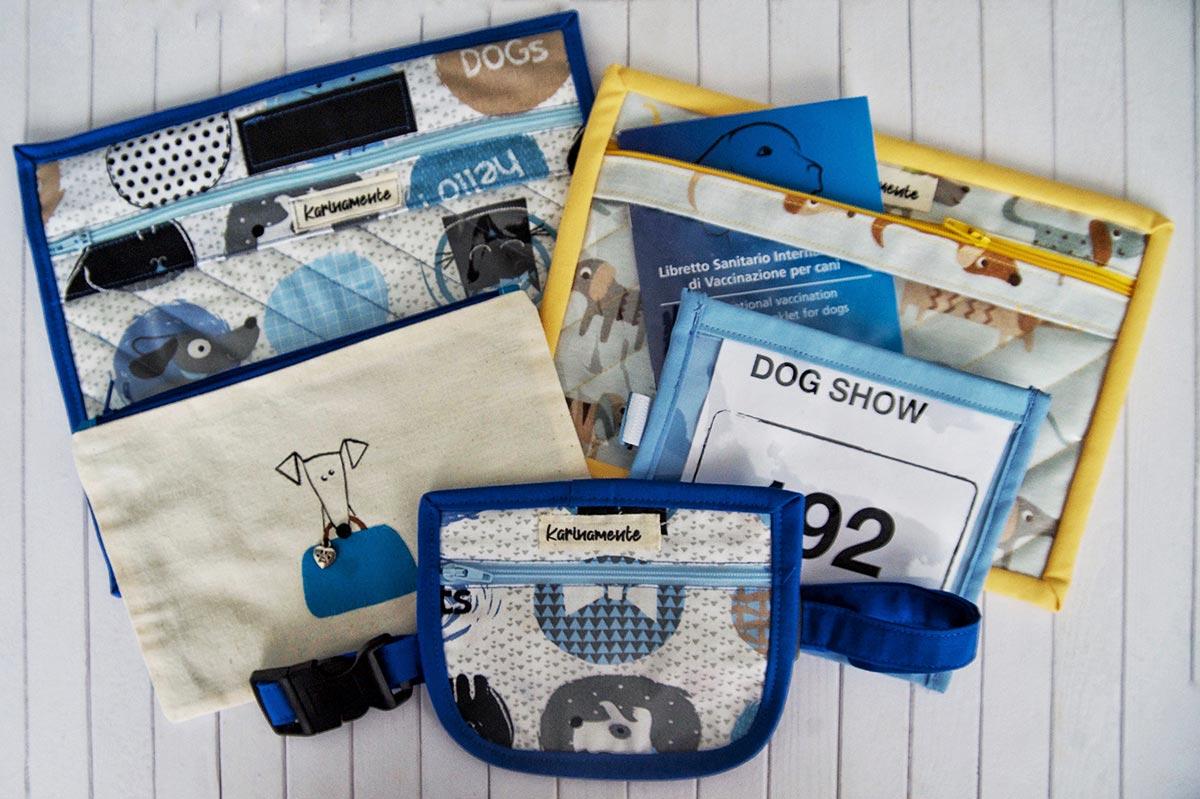 accessori cani per esposizioni